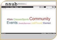 nnub - community digital noticeboard